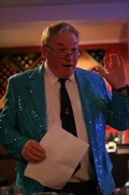 Sandy Peirson - Chairman, raconteur